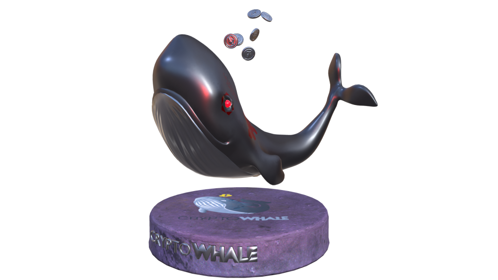 CryptoWhale - RedEyes Whale